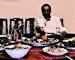 特一級廚師劉明龍。(攝影:愛德華/大紀元)