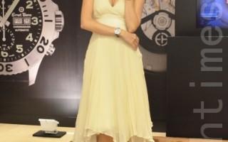 香港名模Jocelyn luko性感诠释名表