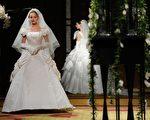 組圖:日本Eri Matsui婚紗展 清麗俊逸