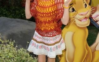 組圖:《獅子王》3D版首映禮成兒童樂園
