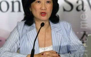葉劉淑儀擬參選 港特首候選人添亂色
