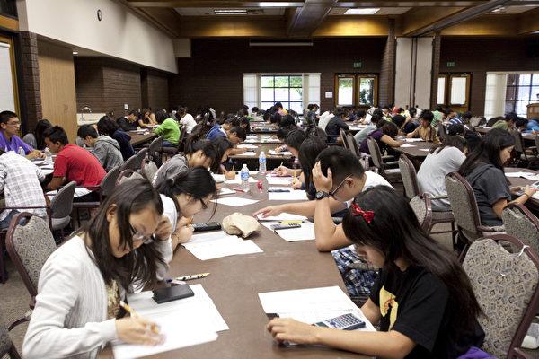 美14歲華裔少年ACT考滿分 主考方稱罕見