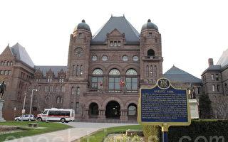 加拿大安省各级政府取消升中共红旗活动
