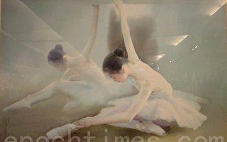 台2011国际水彩画盛宴  精工写意各显风华