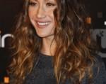 女星Maggie Q出席CW电视台举办的首映活动。(图/Getty Images)
