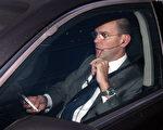 小默多克一直被視為是老默多克的內定接班人。 (Peter Macdiarmid/Getty Images)