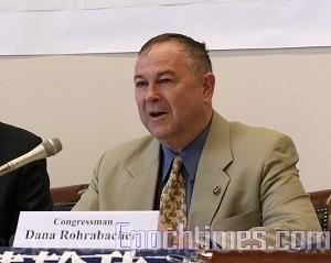 美國會議員籲韓國停止遣返法輪功學員