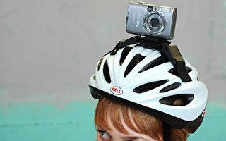 頭盔攝像機漸風行 助厘清車禍責任