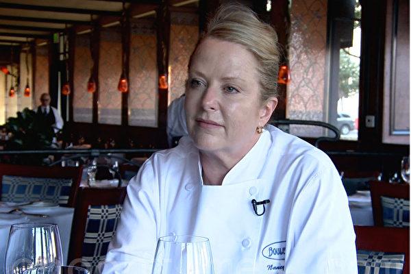 美國餐飲界名廚:分享對美食的愛和承諾