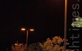 加州圣地亚哥街灯绿色化