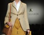 組圖:米蘭時裝週-特魯薩爾迪2012年春夏裝