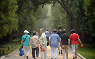 中國老齡化巨大危機  學者支招