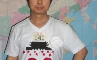 原河北電台編輯,現自由撰稿人、作家朱欣欣(朱欣欣提供)
