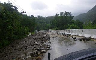 豪雨不斷 宜花撤村數百人