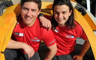 澳洲2勇士 挑戰極地2千里