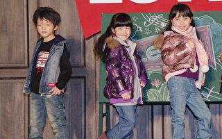 組圖:兒童服裝秀 小明星展演時尚