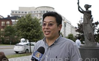 参加辛亥研讨会 杨建利被香港拒入境