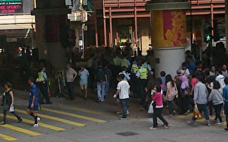 【投書】香港3千民眾遊行集會抗議獨裁政權