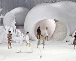 巴黎時裝週 香奈兒打造海底世界