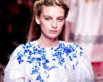 夏姿將中國元素帶上巴黎時裝秀