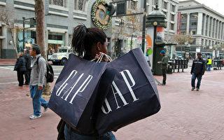 GAP營業額衰退 關美國21%店面