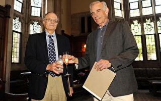 普林斯頓教授獲諾貝爾經濟學獎