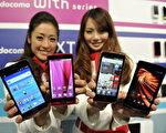 韓國科技巨擘三星電子在截至9月底第3季智慧型手機出貨突破2000萬支。(YOSHIKAZU TSUNO/AFP/Getty Images)