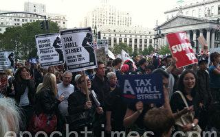 佔領華爾街會改變美國和世界嗎?(1)