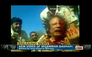 俄专家宣称:卡扎菲还活着 死者是替身