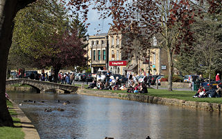 組圖:英國最美村莊座落科茨沃爾德