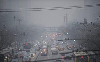 """世界媒体看中国:天昏地暗的""""轻微污染"""""""