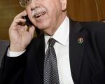阿卜杜勒‧拉希姆‧吉布当选为利比亚新任临时总理(AFP PHOTO/MARCO LONGARI)