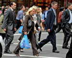 五分之一澳洲人不满现有工作 但别无选择(摄影:GREG WOOD/AFP/Getty Images)