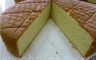 【劉老師烹飪教室】香軟的海綿蛋糕