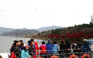 《冬季恋歌》拍摄地南怡岛秋景