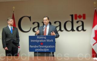加拿大擴招省移民提名計劃 明年增幾千