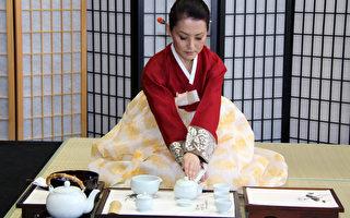 茶文化风靡加国首都