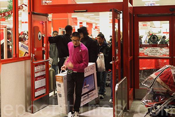 Target跟進沃爾瑪 今年感恩節不營業