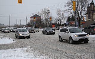 雪天即临 安全驾车您准备好了吗?