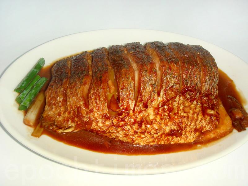 【美食典故】紅燒木琴魚的由來