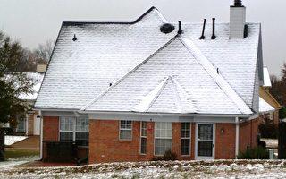 孟菲斯经历罕见十一月雪