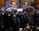 占领洛杉矶逾期两天 警方清场逮200人