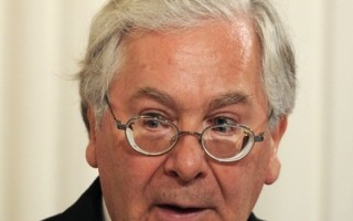 英國央行行長警告銀行準備應對歐元倒台