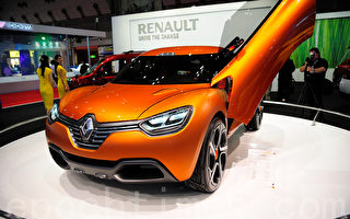 東京車展:法國汽車的舒適和絢麗的外觀