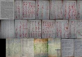 近日,中國大陸不少地方數千民眾聯名上書,呼籲無罪釋放法輪功學員。(明慧網)
