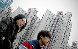 大陆持续楼市调控 50城卖地收入同比涨32%