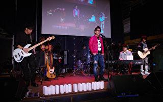 任贤齐台北开唱 演唱新歌会歌迷