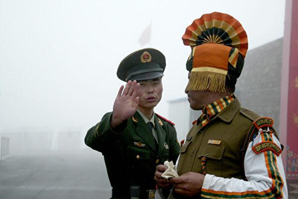 中印对峙 传习与莫迪达秘密协定 美国表态