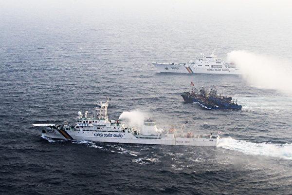 【獨家】文件洩朝鮮槍擊中國漁民 扣漁船