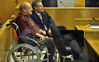 德国90岁老纳粹入狱服刑